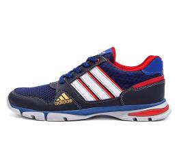 Купить Чоловічі кросівки Adidas Flex сині (blue)