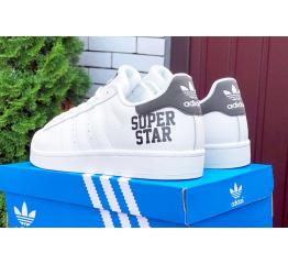 Купить Чоловічі кросівки Adidas Originals Superstar білі в Украине