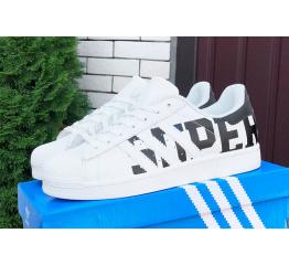 Купить Мужские кроссовки Adidas Originals Superstar белые в Украине