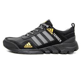 Купить Мужские кроссовки Adidas Terrex черные (black)