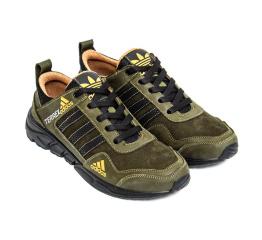 Купить Чоловічі кросівки Adidas Terrex хакі (khaki) в Украине