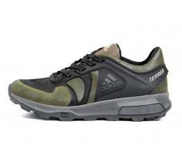Купить Чоловічі кросівки Adidas Terrex хакі