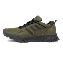Купить Чоловічі кросівки Adidas Terrex темно-зелені