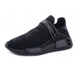 Купить Мужские кроссовки Adidas x Pharrell Williams Human Race черные