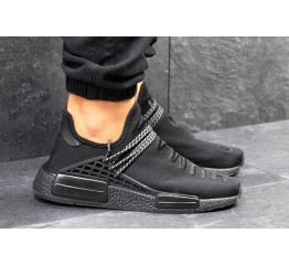 Купить Мужские кроссовки Adidas x Pharrell Williams Human Race черные в Украине
