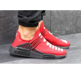 Купить Мужские кроссовки Adidas x Pharrell Williams Human Race красные в Украине