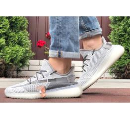 Купить Чоловічі кросівки Adidas Yeezy Boost 350 сірі
