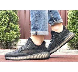 Купить Мужские кроссовки Adidas Yeezy Boost 350 V2 black