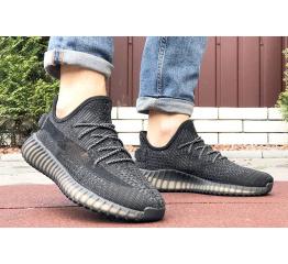Купить Чоловічі кросівки Adidas Yeezy Boost 350 V2 black в Украине