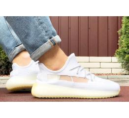 Купить Чоловічі кросівки Adidas Yeezy Boost 350 V2 white в Украине