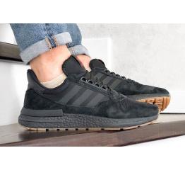 Купить Мужские кроссовки Adidas Zx 500 Rm черные