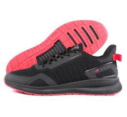 Купить Мужские кроссовки BaaS черные с красным (black/red)