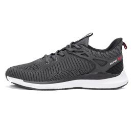 Купить Мужские кроссовки BaaS Trend System темно-серые (dkgrey)