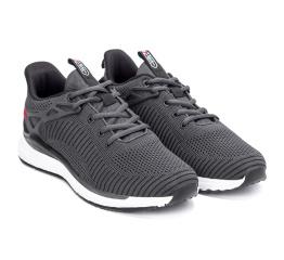 Купить Мужские кроссовки BaaS Trend System темно-серые (dkgrey) в Украине