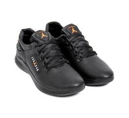 Купить Мужские кроссовки Jordan черные в Украине