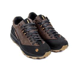 Купить Мужские кроссовки Merrell коричневые в Украине