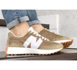Купить Мужские кроссовки New Balance 327 коричневые в Украине