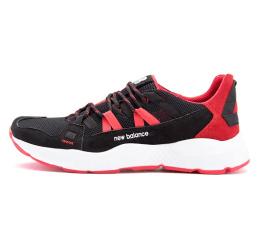 Купить Мужские кроссовки New Balance черные с красным