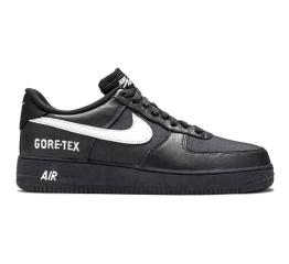 Купить Мужские кроссовки Nike Air Force 1 Low Gore-Tex Black-white
