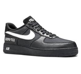 Купить Мужские кроссовки Nike Air Force 1 Low Gore-Tex Black-white в Украине