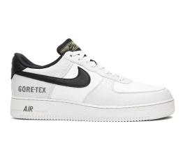 Купить Мужские кроссовки Nike Air Force 1 Low Gore-Tex White Sail Black