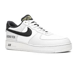 Купить Мужские кроссовки Nike Air Force 1 Low Gore-Tex White Sail Black в Украине