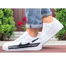 Купить Мужские кроссовки Nike Air Force 1 Low Fragil белые