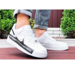 Купить Мужские кроссовки Nike Air Force 1 Low Fragil белые в Украине