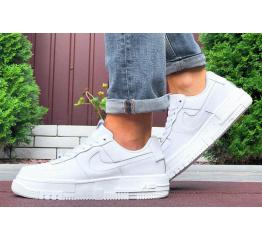 Купить Мужские кроссовки Nike Air Force 1 Pixel белые