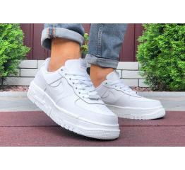 Купить Мужские кроссовки Nike Air Force 1 Pixel белые в Украине