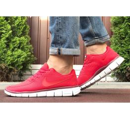 Купить Мужские кроссовки Nike Air Free Run 5.0 красные
