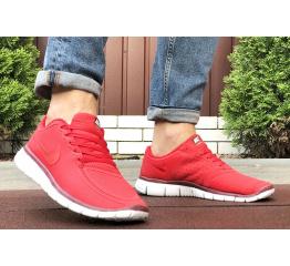 Купить Чоловічі кросівки Nike Air Free Run 5.0 червоні в Украине