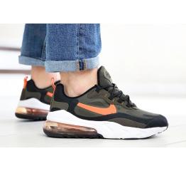 Купить Чоловічі кросівки Nike Air Max 270 React темно-зелені