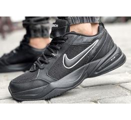 Купить Мужские кроссовки Nike Air Monarch IV black (черные) в Украине