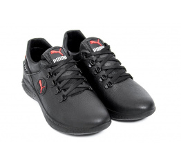 Купить Чоловічі кросівки Puma чорні в Украине