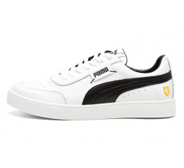 Купить Мужские кроссовки Puma Ferrari белые