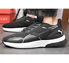 Мужские кроссовки Puma Hybrid Netfit Astro черные