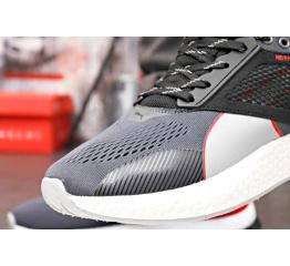 Мужские кроссовки Puma Hybrid Netfit Astro темно-серые
