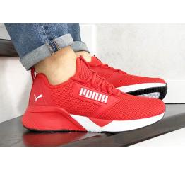 Купить Мужские кроссовки Puma Retaliate красные