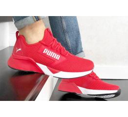 Купить Чоловічі кросівки Puma Retaliate червоні в Украине