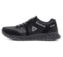 Купить Мужские кроссовки Reebok черные (black)