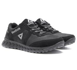 Купить Чоловічі кросівки Reebok чорні (black) в Украине