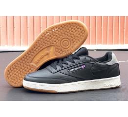Купить Мужские кроссовки Reebok Club C 85 Shoes черные