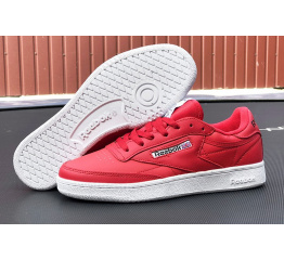 Купить Мужские кроссовки Reebok Club C 85 Shoes красные