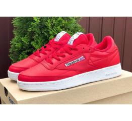 Купить Мужские кроссовки Reebok Club C 85 Shoes красные в Украине