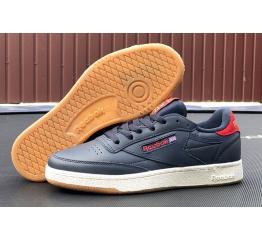 Купить Мужские кроссовки Reebok Club C 85 Shoes темно-синие