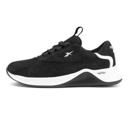 Купить Мужские кроссовки Reebok Crossfit черные с белым