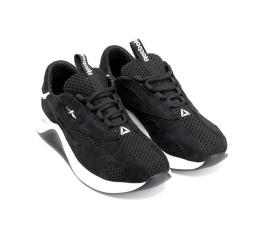 Купить Мужские кроссовки Reebok Crossfit черные с белым в Украине