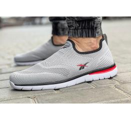 Купить Чоловічі кросівки Reebok Slip-on сірі