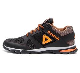 Купить Чоловічі кросівки Reebok темно-коричневі (dkbrown)